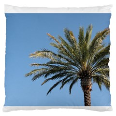 Tropical Palm Tree  Standard Flano Cushion Case (One Side)