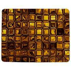 Glossy Tiles, Golden Jigsaw Puzzle Photo Stand (rectangular)