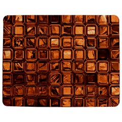 Glossy Tiles, Terra Jigsaw Puzzle Photo Stand (Rectangular)