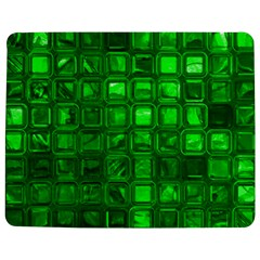 Glossy Tiles,green Jigsaw Puzzle Photo Stand (Rectangular)