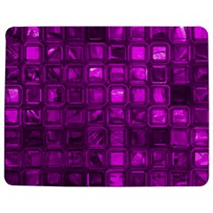 Glossy Tiles,purple Jigsaw Puzzle Photo Stand (Rectangular)