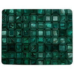Glossy Tiles,teal Jigsaw Puzzle Photo Stand (Rectangular)