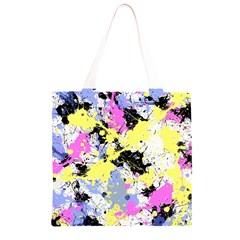 Abstract Grocery Light Tote Bag