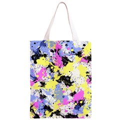 Abstract Classic Light Tote Bag