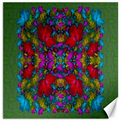 May Your Wonderful Dreams Come True In Fauna   Canvas 20  X 20