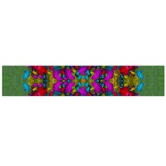 May Your Wonderful Dreams Come True In Fauna   Flano Scarf (Large)