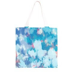 Abstract #2 Grocery Light Tote Bag