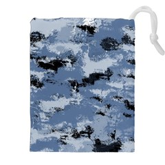 Abstract #3 Drawstring Pouches (XXL)