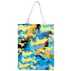 Abstract #4 Classic Light Tote Bag