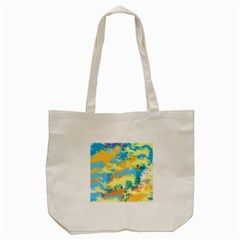 Abstract #5 Tote Bag (cream)