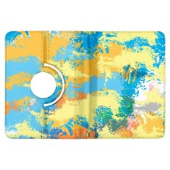 Abstract #5 Kindle Fire Hdx Flip 360 Case