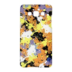 Abstract #9 Samsung Galaxy A5 Hardshell Case