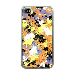 Abstract #10 Apple Iphone 4 Case (clear)