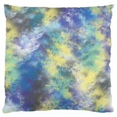 Abstract #17 Standard Flano Cushion Case (one Side)