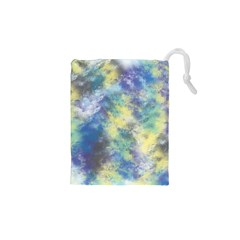 Abstract #17 Drawstring Pouches (XS)