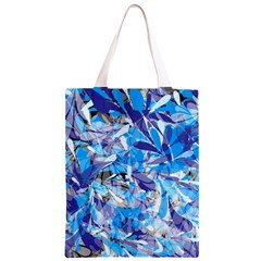 Abstract Floral Classic Light Tote Bag