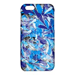 Abstract Floral iPhone 6/6S TPU Case
