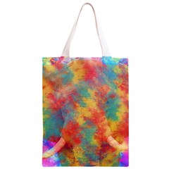 Abstract Elephant Classic Light Tote Bag