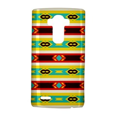 Rhombus Stripes And Other Shapes 			lg G4 Hardshell Case