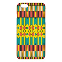 Shapes And Stripes  			iphone 6 Plus/6s Plus Tpu Case