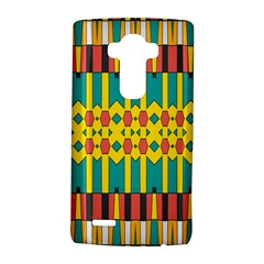 Shapes and stripes  			LG G4 Hardshell Case