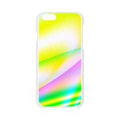 New 4 Apple Seamless iPhone 6/6S Case (Transparent)