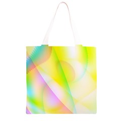 New 5 Grocery Light Tote Bag