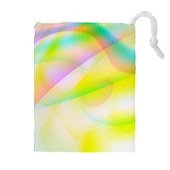 New 6 Drawstring Pouches (Extra Large)