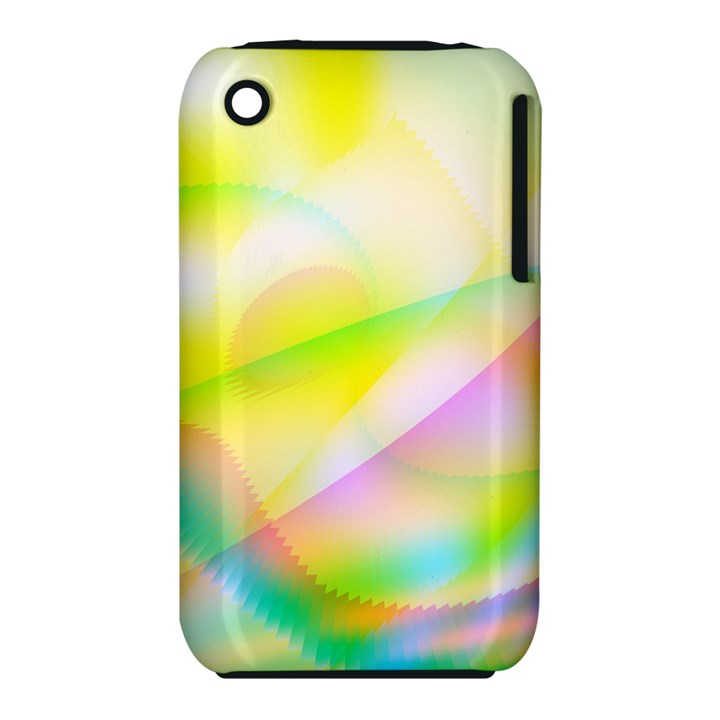 New 7 Apple iPhone 3G/3GS Hardshell Case (PC+Silicone)