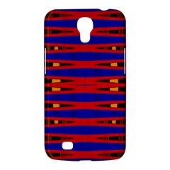 Bright Blue Red Yellow Mod Abstract Samsung Galaxy Mega 6 3  I9200 Hardshell Case