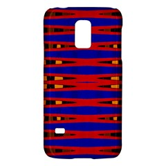 Bright Blue Red Yellow Mod Abstract Galaxy S5 Mini