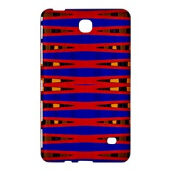 Bright Blue Red Yellow Mod Abstract Samsung Galaxy Tab 4 (7 ) Hardshell Case