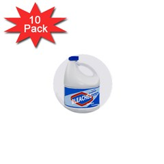 Bleached 1  Mini Button (10 Pack)