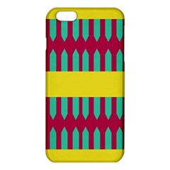 Stripes and other shapes   			iPhone 6 Plus/6S Plus TPU Case