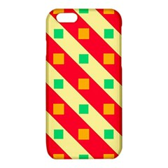 Squares and stripes    			iPhone 6/6S TPU Case