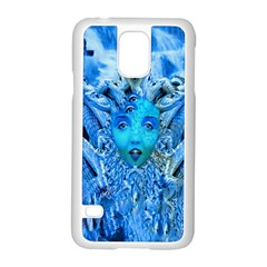 Medusa Metamorphosis Samsung Galaxy S5 Case (white)