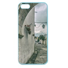Colonial Street Of Arequipa City Peru Apple Seamless Iphone 5 Case (color)