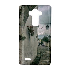 Colonial Street Of Arequipa City Peru Lg G4 Hardshell Case