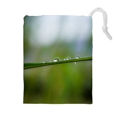 After The Rain Drawstring Pouches (extra Large)