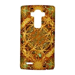 Digital Abstract Geometric Collage LG G4 Hardshell Case