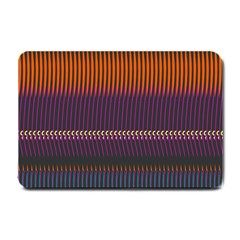 Curvy Stripes       			small Doormat