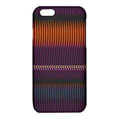 Curvy stripes       			iPhone 6/6S TPU Case