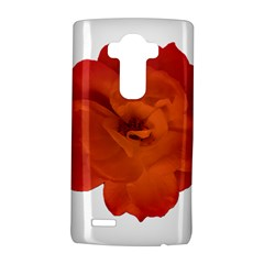 Red Rose Photo Lg G4 Hardshell Case