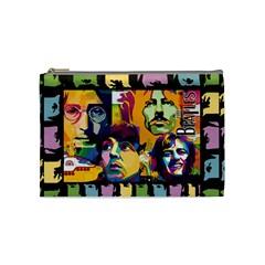 Beatlescosmetic Bag (medium)