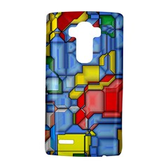 3d shapes 			LG G4 Hardshell Case