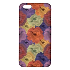 Vintage Floral Collage Pattern Iphone 6 Plus/6s Plus Tpu Case