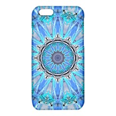 Sapphire Ice Flame, Light Bright Crystal Wheel iPhone 6/6S TPU Case