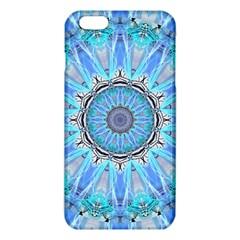 Sapphire Ice Flame, Light Bright Crystal Wheel iPhone 6 Plus/6S Plus TPU Case