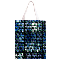 Looking Out At Night, Abstract Venture Adventure (venture Night Ii) Classic Light Tote Bag