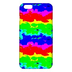 Colorful Digital Abstract  Iphone 6 Plus/6s Plus Tpu Case